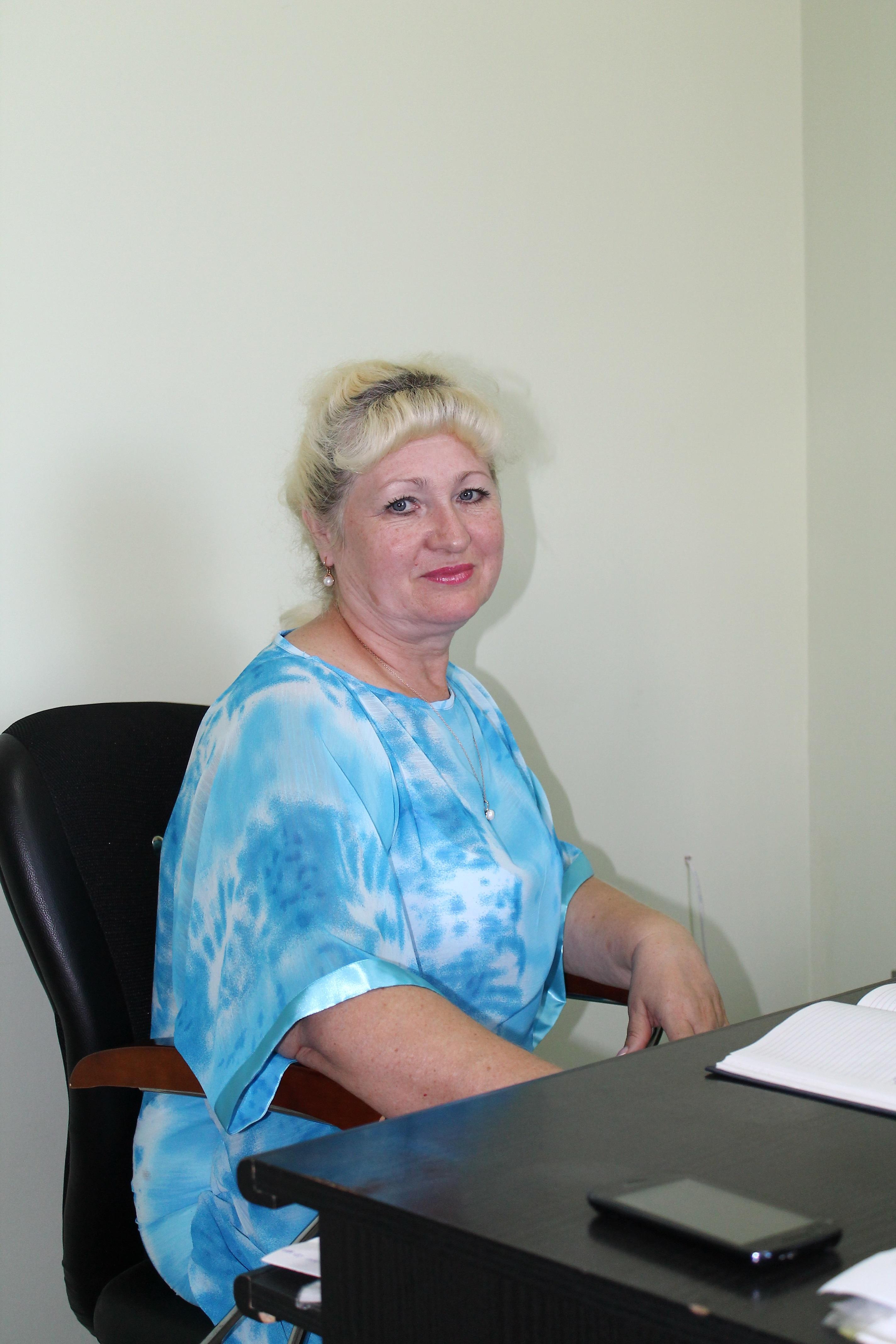 Карцева Людмила Алексеевна